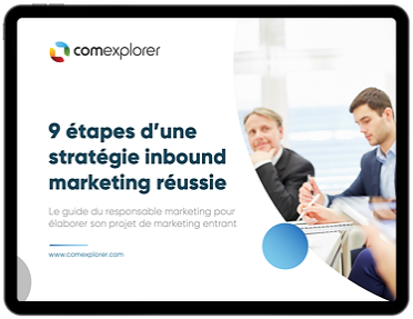 Guide 9 étapes stratégie inbound - ComExplorer