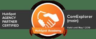 ComExplorer, agence certifiée HubSpot