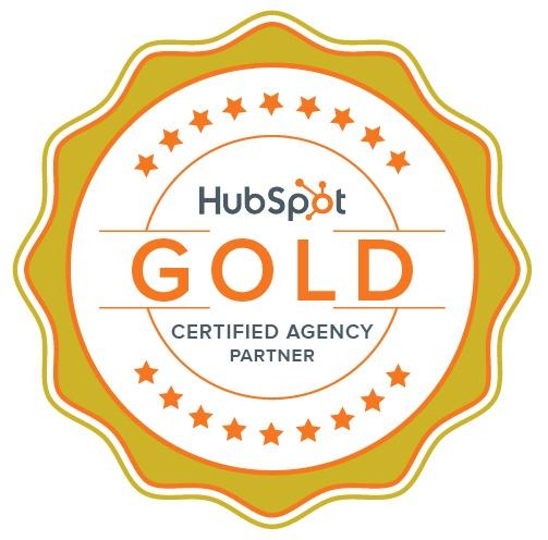 hubspot gold tiered partner
