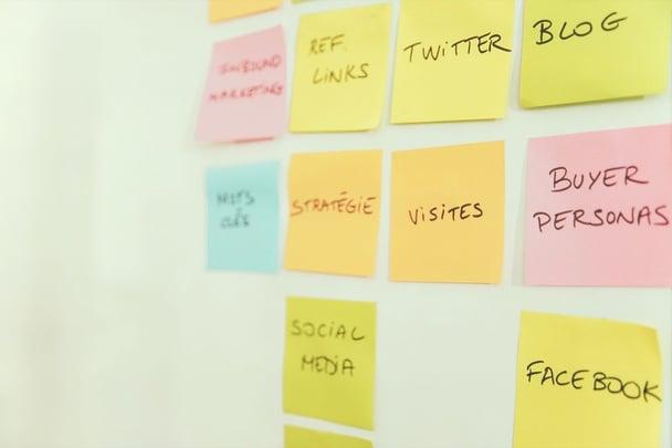 Plan d'action Inbound Marketing