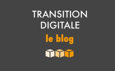 Transition digitale blog logo