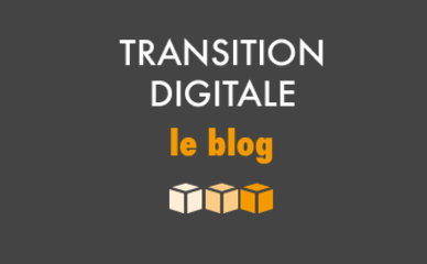 Transition digitale blog logo