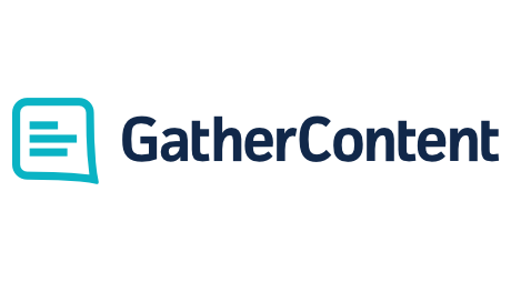 logo gather content